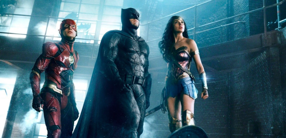 Justice League 2017 (Cinema News Digest)
