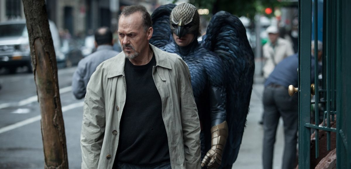 Birdman (or The Unexpected Virtue of Ignorance) 2014 (Бёрдмэн)